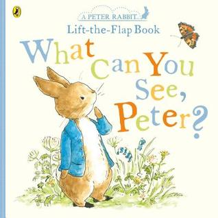 What Can You See Peter?: Very Big Lift the Flap Book