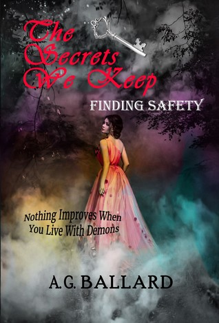 The Secrets we Keep (Finding Safety #1)