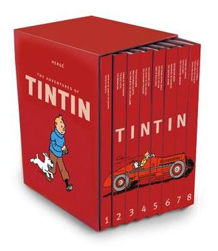 The Adventures of Tintin: The Complete Collection