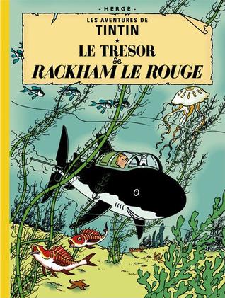 Le Trésor de Rackham le Rouge (Tintin, #12)