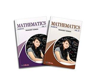 Mathematics Manjeet Singh Class 11 Volume I & II (2019-20)