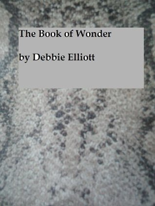The Book of Wonder.