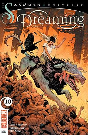 The Dreaming (2018-) #10
