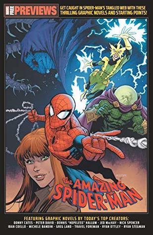 Spider-Man: Start Here Sampler (Marvel Previews)
