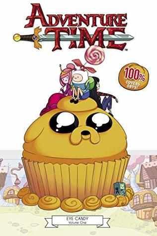 Adventure Time : Eye Candy Cover Gallery Vol. 1