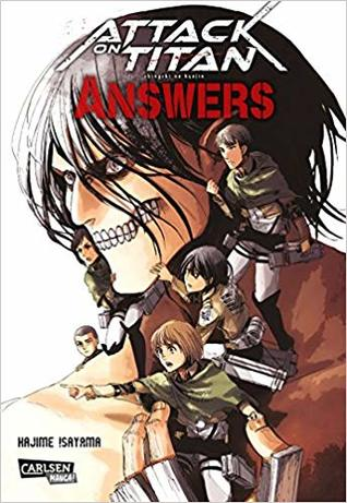 Attack on Titan: Answers (Attack on Titan Guidebooks, #3)