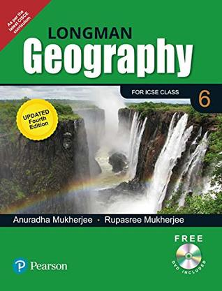 Longman Geography for ICSE Class 6 - By Pearson -