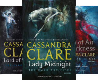 The Dark Artifices (3 Book Series)