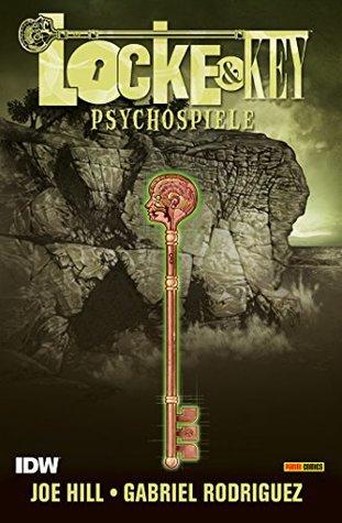 Locke & Key, Band 2: Psychospiele
