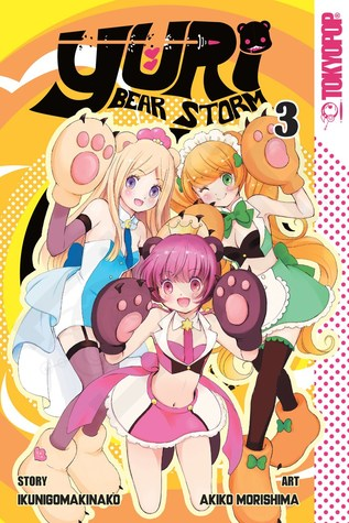 Yuri Bear Storm, Volume 3