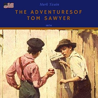 The Adventures of Tom Sawyer-illustrated: The Adventures of Tom Sawyer by Mark Twain is an 1876 novel about a young boy growing up along the Mississippi River