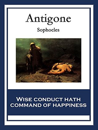 Antigone: With linked Table of Contents