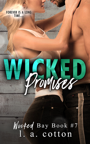 Wicked Promises (Wicked Bay, #7)
