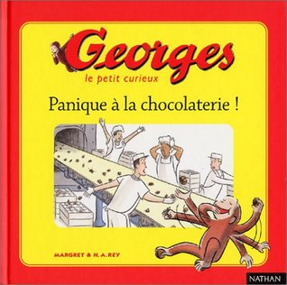 Panique à la chocolaterie!