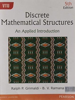 Discrete Mathematical Structures: VTU