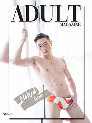 ADULT MAGAZINE No.8 (eBook)