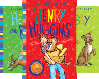 The Henry and Ribsy (3 Book Series)