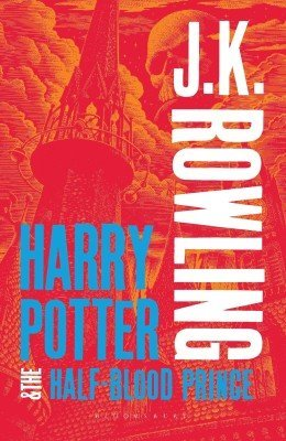 Harry Potter and the Half-Blood Prince (English)