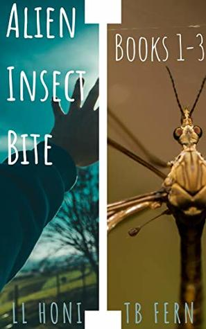 Alien Insect Bite Bundle - Books 1-3: A Close Encounter of the Third Kind Leads to Mating Heat