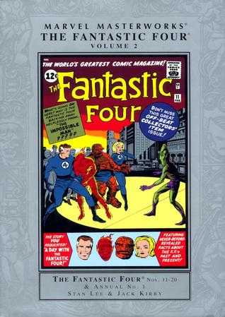Marvel Masterworks: The Fantastic Four, Vol. 2