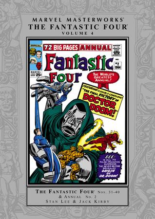 Marvel Masterworks: The Fantastic Four, Vol. 4