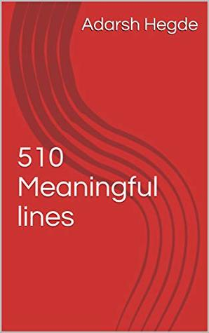 510 Meaningful lines