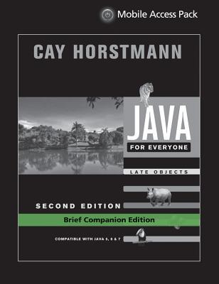 Reduced Print Component for Java for Everyone: Late Objects 2nd Edition Ise