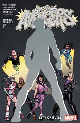 West Coast Avengers, Vol. 2: City of Evils