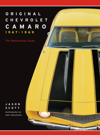 Original Chevrolet Camaro 1967-1969: The Restoration Guide