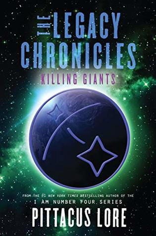 Killing Giants (The Legacy Chronicles #6)