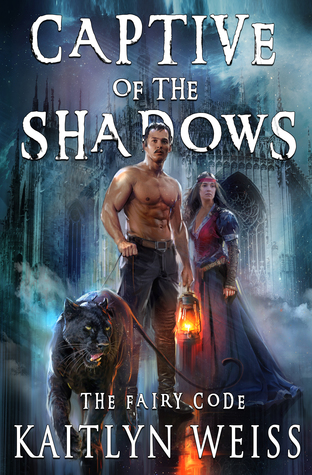 Captive of the Shadows (The Fairy Code Book #1)