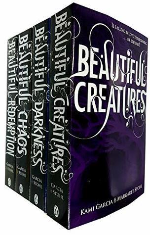 Beautiful Creatures Collection Kami Garcia Margaret Stohl 4 Books Set