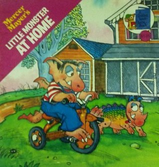 Mercer Mayer's: Little Monster at Home (A Golden Look-Look Book)
