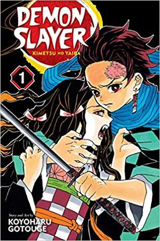 Demon Slayer: Kimetsu no Yaiba, Vol. 1 (Kimetsu no Yaiba, #1)