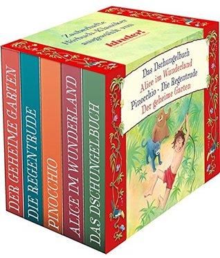 Kinder Hörbuch-Klassiker-Box 2