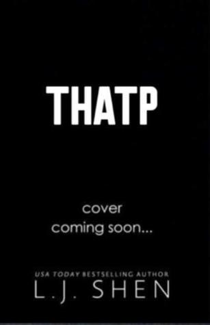 THATP (All Saints High, #4)