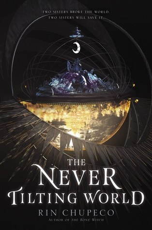 The Never Tilting World (The Never Tilting World, #1)