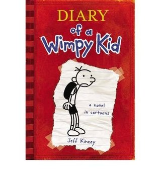 { { [ DIARY OF A WIMPY KID ] By Kinney, Jeff ( Author ) Apr - 2007 [ Hardcover ]