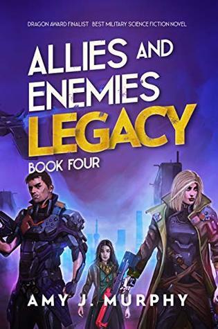 Legacy (Allies and Enemies #4)