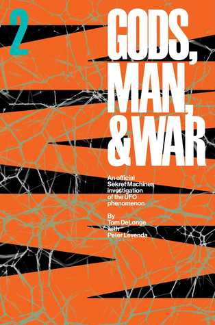 Sekret Machines: Man: Sekret Machines Gods, Man, and War Volume 2