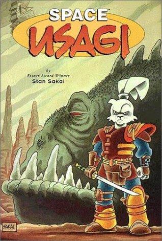 Usagi Yojimbo: Space Usagi Limited Edition