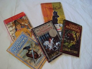 The Book of Three / The Black Cauldron / The Foundling / Time Cat / The Remarkable Journey of Prince Jen