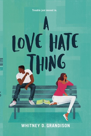 Image result for a love hate thing by whitney d. grandison""