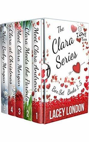 Clara Andrews Box Set: Books 1 - 5 (Clara Andrews, #1-5)