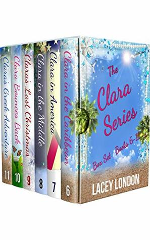 Clara Andrews Box Set: The final six books in the smash hit romcom series! (Books 6 - 11)
