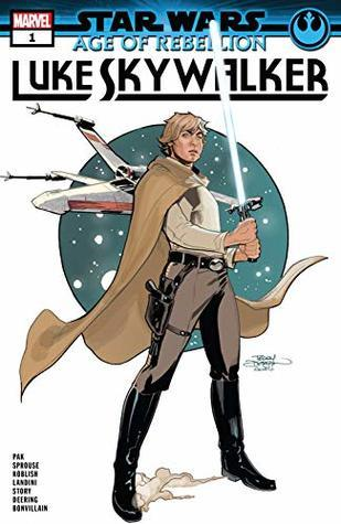 Star Wars: Age of Rebellion - Luke Skywalker #1