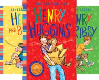 Henry Huggins Series (6 Book Series)