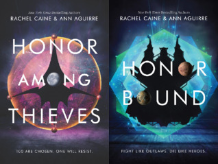 Honors (3 Book Series)