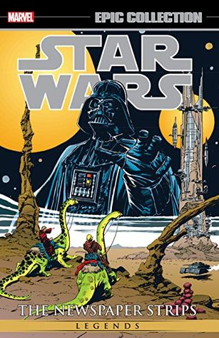 Star Wars Legends Epic Collection: The Newspaper Strips, Vol. 2