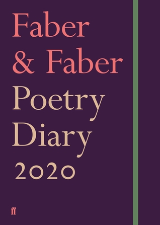 Faber Faber Poetry Diary 2020